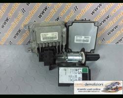 Centralina motore OPEL Meriva 1° Serie