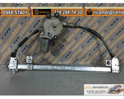 Motorino Alzavetro anteriore Sinistro FIAT Multipla 1° Serie
