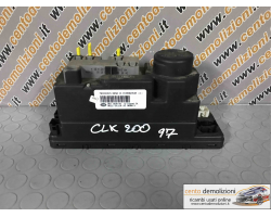 Compressore chiusure MERCEDES CLK Coupé W208