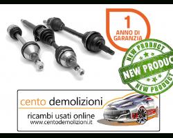 Semiasse anteriore Sinistro RENAULT Clio 3