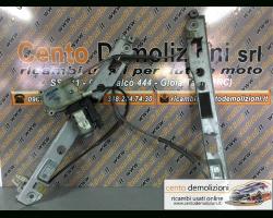 Motorino Alzavetro anteriore Sinistro RENAULT Megane ll 1° Serie