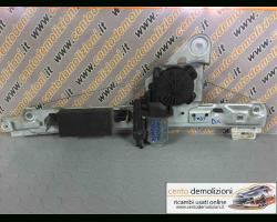 Motorino Alzavetro posteriore destra RENAULT Megane ll 1° Serie