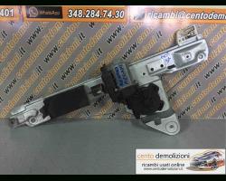 Motorino Alzavetro posteriore Sinistro RENAULT Megane ll 1° Serie