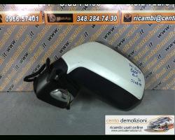 Specchietto Retrovisore Sinistro PEUGEOT 5008 1° Serie
