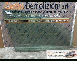 Vetro scendente anteriore destro RENAULT Megane ll 1° Serie