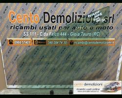 Vetro scendente anteriore Sinistro PEUGEOT 5008 1° Serie