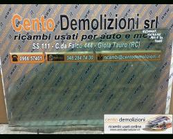 Vetro scendente anteriore Sinistro RENAULT Megane ll 1° Serie