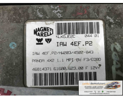 Centralina motore FIAT Panda 1° Serie