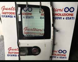 Porta carico posteriore a battente DX lato passeggero vetrat FIAT Doblò 3° Serie