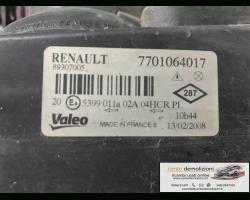 Faro anteriore Destro Passeggero RENAULT Megane ll 1° Serie