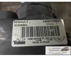 Faro anteriore Sinistro Guida RENAULT Megane ll 1° Serie