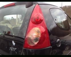 Stop posteriore Destro Passeggero PEUGEOT 107 1° Serie