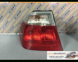 Stop Posteriore sinistro lato Guida BMW Serie 3 E46 Berlina 2° Serie