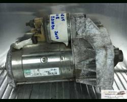 Motorino d' avviamento PEUGEOT 5008 1° Serie