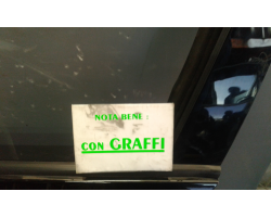 PORTIERA ANTERIORE SINISTRA FIAT 500 L 1°  Serie Benzina  (2012) RICAMBI USATI