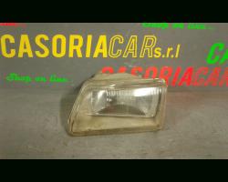 FARO ANTERIORE SINISTRO GUIDA FIAT Cinquecento 1° Serie Benzina  (1998) RICAMBI USATI