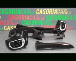 MODANATURA CENTRALE CRUSCOTTO FIAT 500 L 1°  Serie Benzina  (2014) RICAMBI USATI
