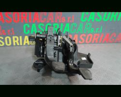 PEDALIERA FRENO + FRIZIONE FIAT 500 L 1°  Serie Benzina  (2014) RICAMBI USATI