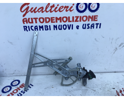 Motorino Alzavetro anteriore Sinistro TOYOTA Yaris 5° Serie