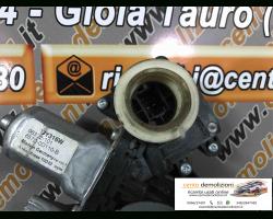 Motorino Alzavetro anteriore Sinistro TOYOTA Yaris 3° Serie