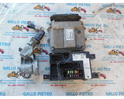 Kit Centralina Motore OPEL Corsa D 5P 1° Serie