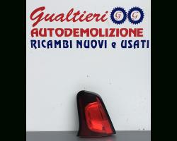 Stop Posteriore Destro Integrato nel Portello CITROEN C3 3° Serie