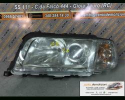 Faro anteriore Sinistro Guida AUDI A8 1° Serie