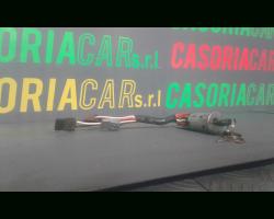 BLOCCHETTO ACCENSIONE AIXAM A721-A751 1° Serie 50 Benzina  (2007) RICAMBI USATI