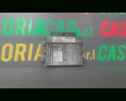 9651691980 CENTRALINA MOTORE CITROEN Berlingo 1° Serie 1400 Benzina  (1999) RICAMBI USATI