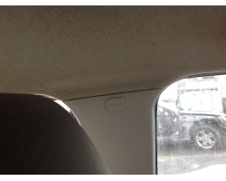 Airbag a tendina laterale passeggero CHEVROLET Spark 1° Serie