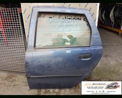Portiera Posteriore Sinistra FIAT Punto Berlina 5P 3° Serie