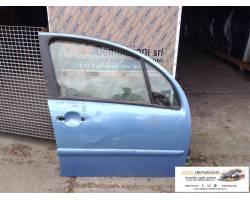 Portiera anteriore Destra CITROEN C3 1° Serie