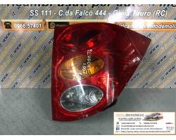 Stop posteriore Destro Passeggero PEUGEOT 1007 1° Serie