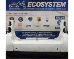 PARAURTI POSTERIORE COMPLETO SMART ForTwo Cabrio 3° Serie (w 451) 1000 benzina (2010) RICAMBI USATI