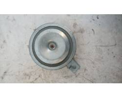 99663711703 AVVISATORE ACUSTICO CLACSON PORSCHE Boxster 1° Serie 3179 benzina (2002) RICAMBI USATI
