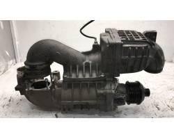 COMPRESSORE VOLUMETRICO MERCEDES CLK Cabrio W209 2000 benzina (2005) RICAMBI USATI