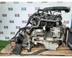 55354081 MOTORE SEMI COMPLETO OPEL Corsa D 5P 1° Serie 1229 benzina (2006) RICAMBI USATI