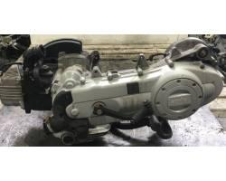 MOTORE Aprilia Scarabeo 50cc 4T (06>10) 50 benzina (2006) RICAMBI USATI