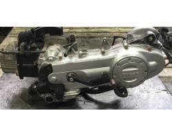 MOTORE Aprilia Scarabeo 50cc 4T (06>10) 50 benzina (2007) RICAMBI USATI