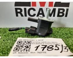 90910-TC001 COLLETTORE ASPIRAZIONE TOYOTA Yaris Serie (17>) 1497 gas (2017) RICAMBI USATI