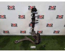 51857828 FUSELLO COMPLETO ANTERIORE DESTRO FIAT 500 Belvedere 1242 benzina (2007) RICAMBI USATI