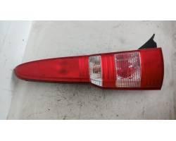 51763007 STOP FANALE POSTERIORE SINISTRO LATO GUIDA FIAT Panda 2° Serie 1242 benzina 188A4000 (2007) RICAMBI USATI