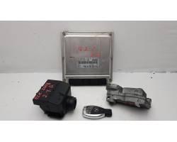 KIT CENTRALINA MOTORE MERCEDES CLK Cabrio W209 2700 diesel (2003) RICAMBI USATI