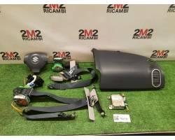 KIT AIRBAG COMPLETO SUZUKI Splash 1° Serie 996 benzina (2011) RICAMBI USATI