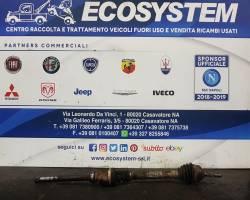SEMIASSE ANTERIORE DESTRO CITROEN C3 1° Serie 1400 diesel (2004) RICAMBI USATI