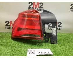 7424493 STOP FANALE POSTERIORE SINISTRO A LED LATO GUIDA BMW Serie 1 F20 (11>19) 1496 diesel (2015) RICAMBI USATI