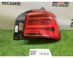 7424494 STOP DESTRO A LED BMW Serie 1 F20 (11>19) 1496 diesel (2015) RICAMBI USATI