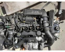 DV6TED4 9HZ MOTORE SEMI COMPLETO PEUGEOT 3008 Serie (09>16) 1560 diesel (2009) RICAMBI USATI