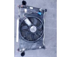 A1695000404 RADIATORE ACQUA MERCEDES Classe A W169 3° Serie 1991 diesel (2006) RICAMBI USATI