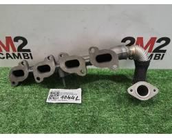 55491381 COLLETTORE DI SCARICO OPEL Mokka 1° Serie 1598 diesel (2015) RICAMBI USATI